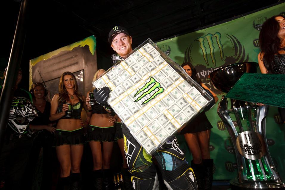 Racer X Race Report:  Monster Energy Cup