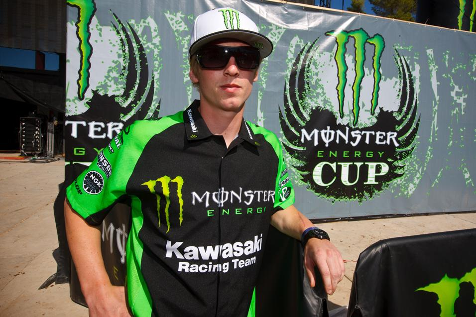 Open Mic:  Monster Energy Cup