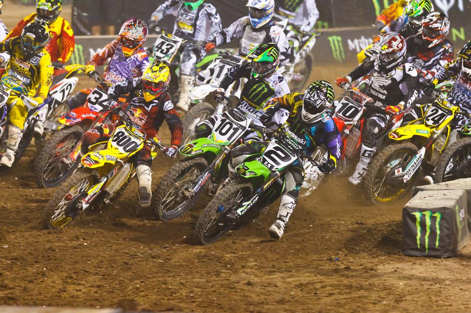 Racer X <strong>Redux:</strong><br /> Monster Energy Cup