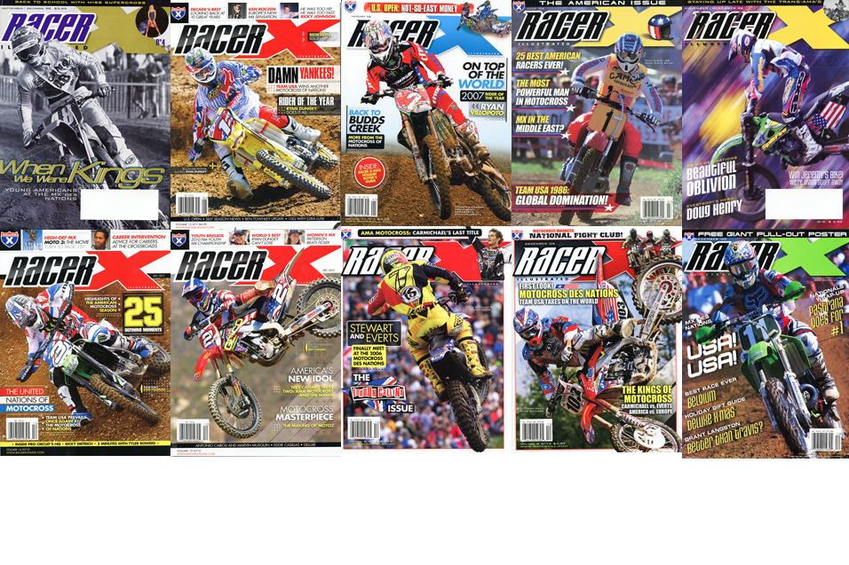 <strong>The List:</strong> MXoN Covers
