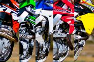 Racer X Tested:  2012 450F Shootout