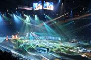 Race Report:  Paris-Bercy Friday