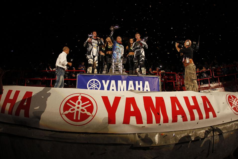 Yamaha <strong>Wake-Up</strong> Call