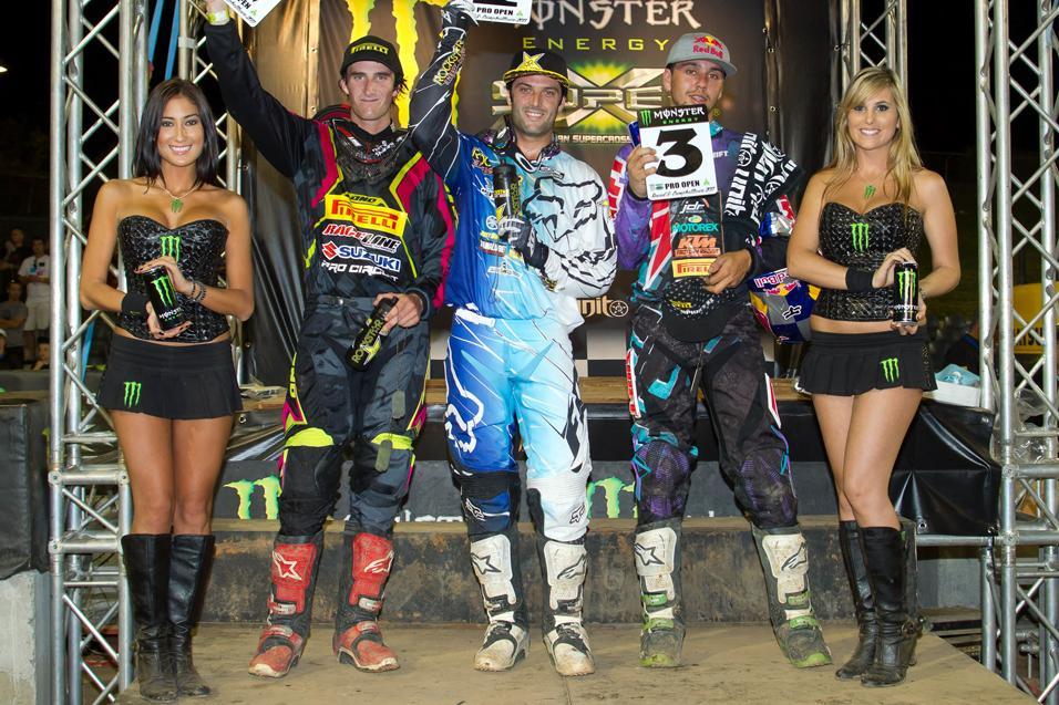 Race Report:  Australasian Super X Rd. III
