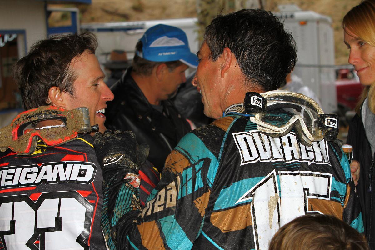 Timmy Weignad and Doug Dubach