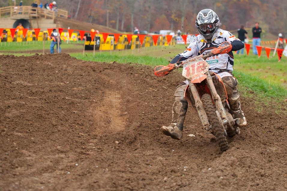 Sign of the<br /> <strong>Lap Times:</strong><br /> Loretta Lynn's GNCC