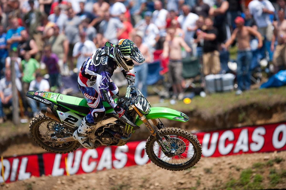 Ryan Villopoto // High Point // Andrew Fredrickson