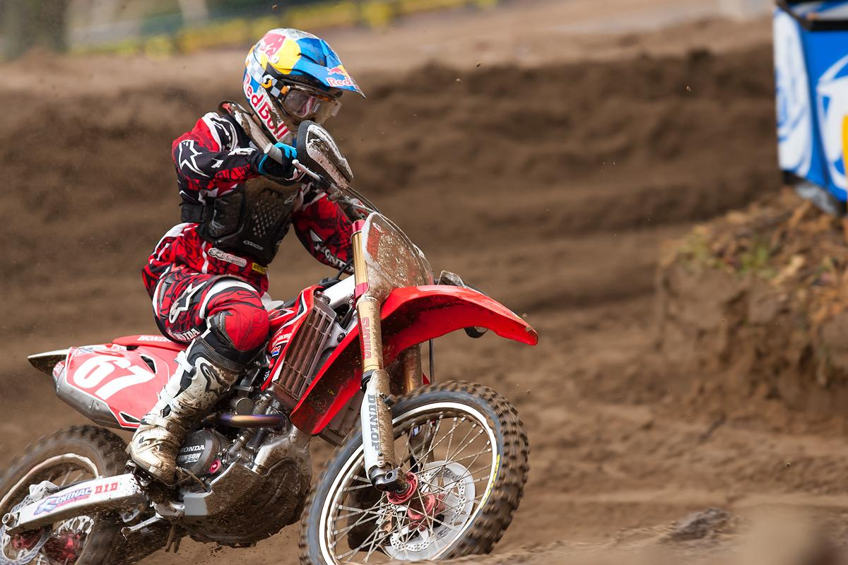 Ashley Fiolek // Southwick // Andrew Fredrickson