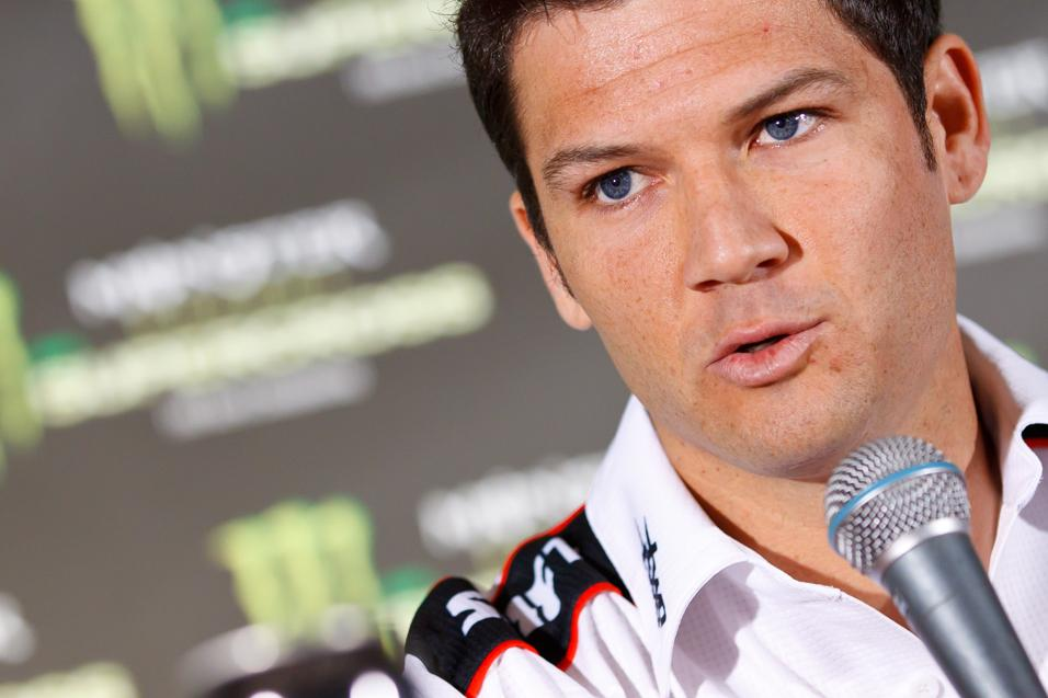 Rapid ReaXtion:  Chad Reed Back with Honda