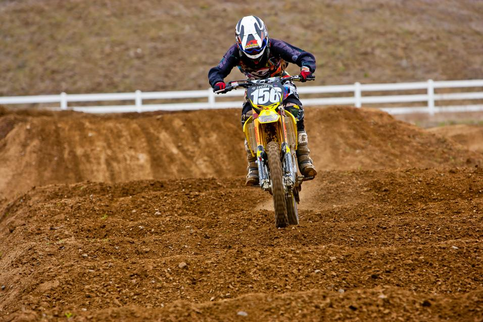 Supercross Practice Gallery