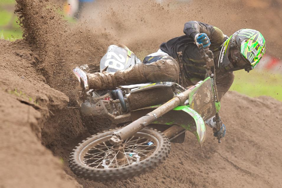 Berm Blowing
