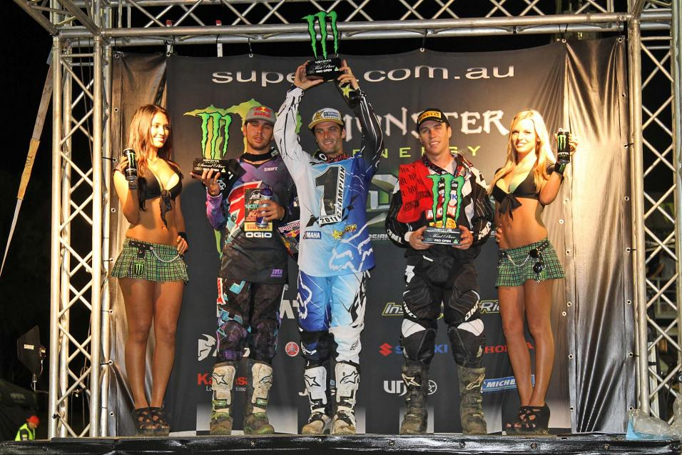 Race Report:  Australasian Supercross Rd V