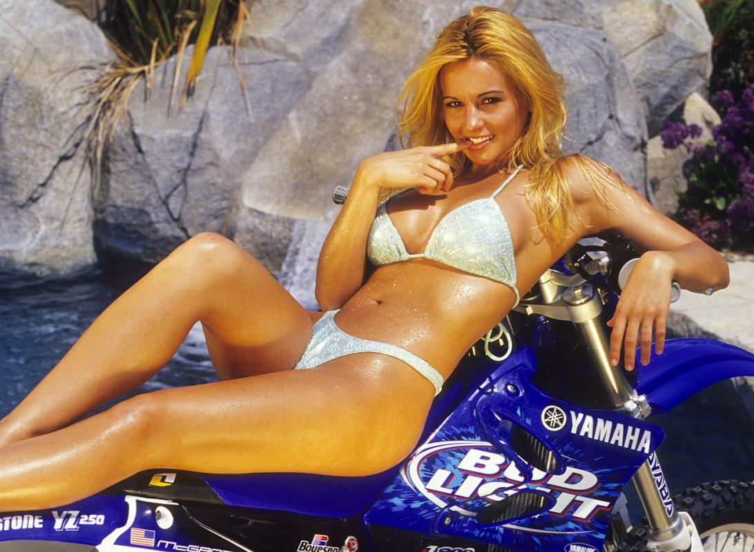 Not Jeremy McGrath lounging