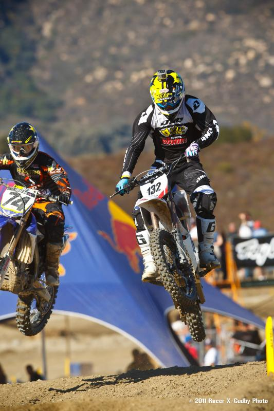 Austin Stroupe 74 and Billy Laninovich 132