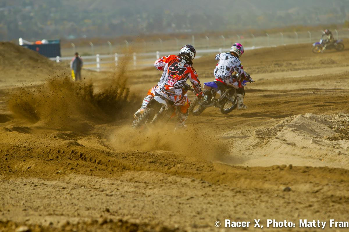 Jeffrey Herlings and Nico Izzi