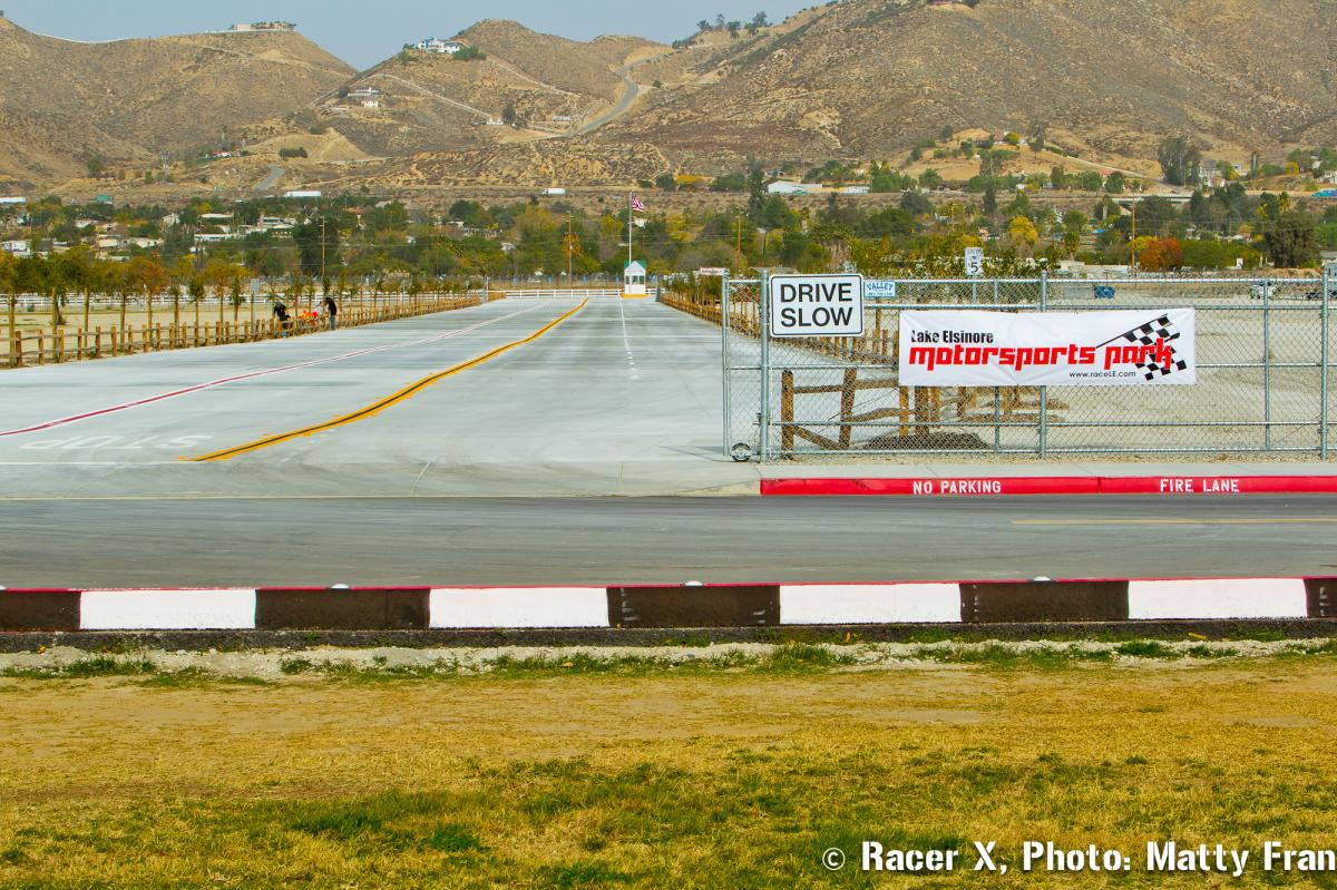 Welcome to Lake Elsinore Motorsports Park