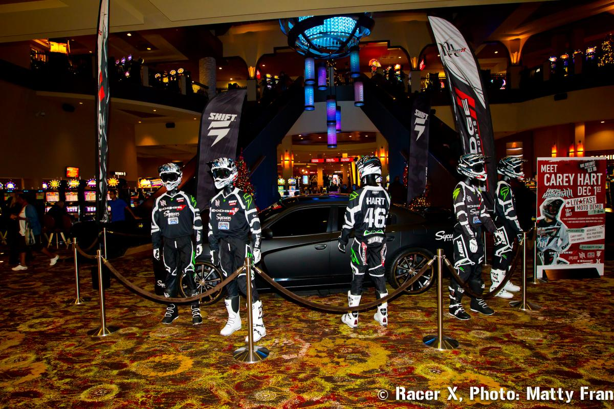 2012 H&H Team Intro at Sycuan Casino