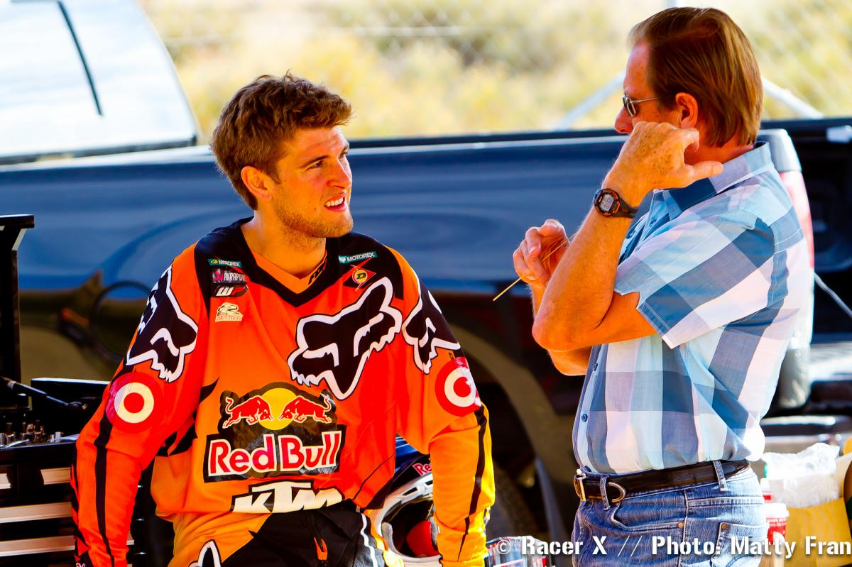 Dungey and DeCoster