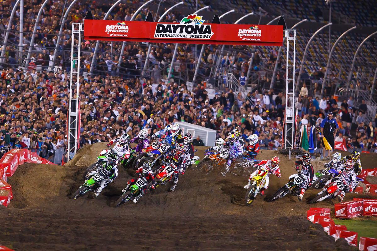 Ryan Villopoto // Daytona // Simon Cudby