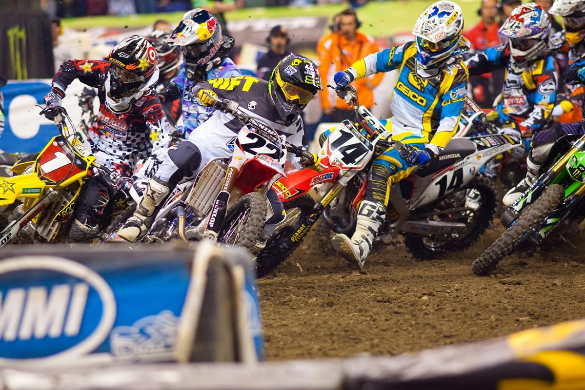 Chad Reed // Indianapolis // Andrew Fredrickson