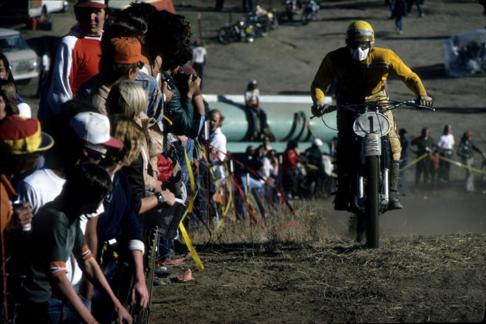 Bench Racers Christmas:  Forty years of  AMA Motocross Records