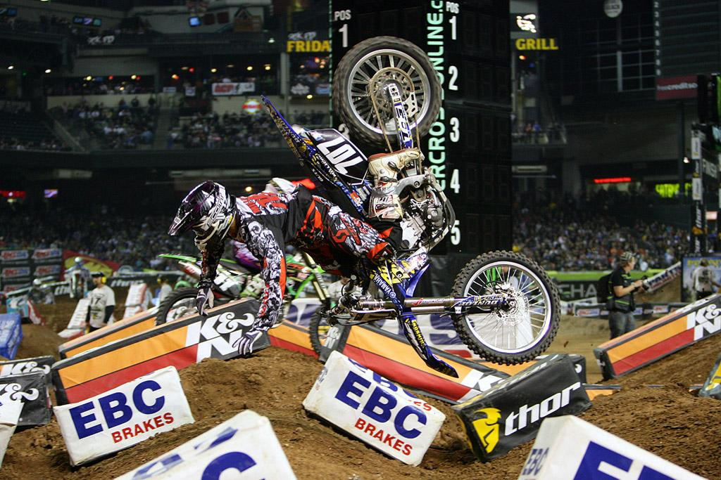 Rock River Crash // Phoenix SX