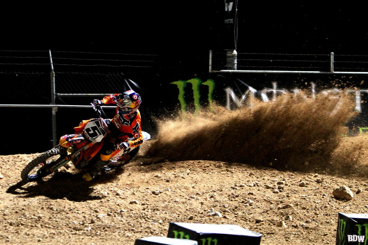 Ryan Dungey // Monster Energy Cup