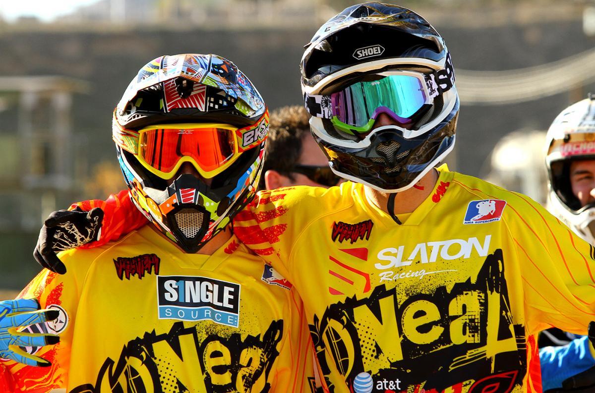 The 2012 Slaton Racing Team