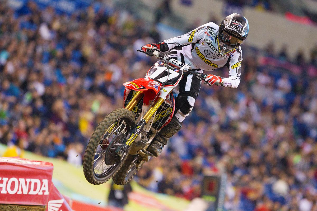 Justin Barcia // Indy