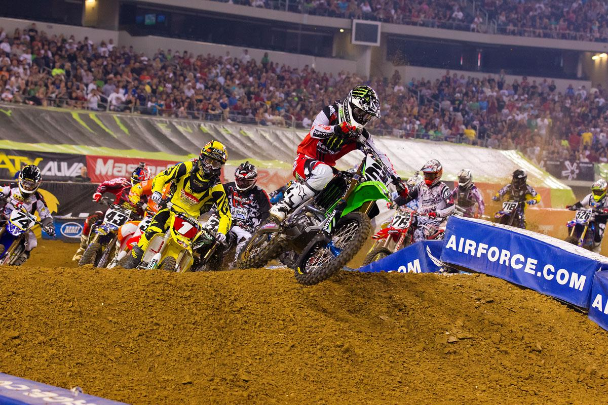 Ryan Villopoto // Dallas