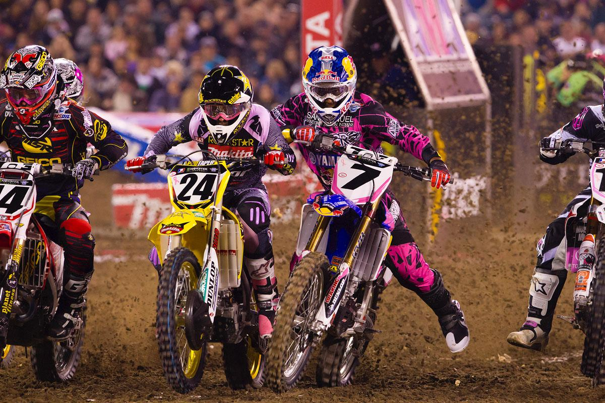 James Stewart and Brett Metcalfe