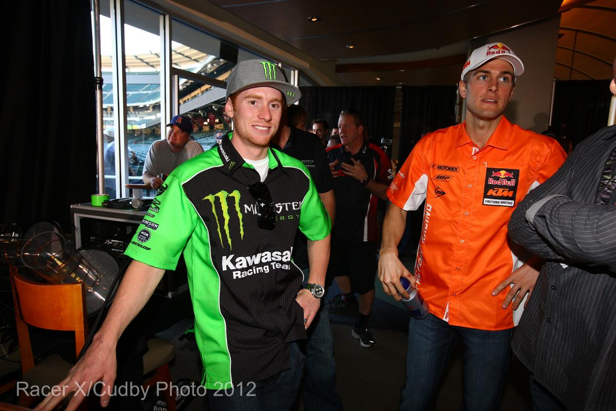 Villopoto and Dungey