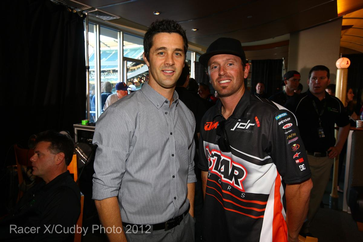 Jeff Emig and Nathan Ramsey