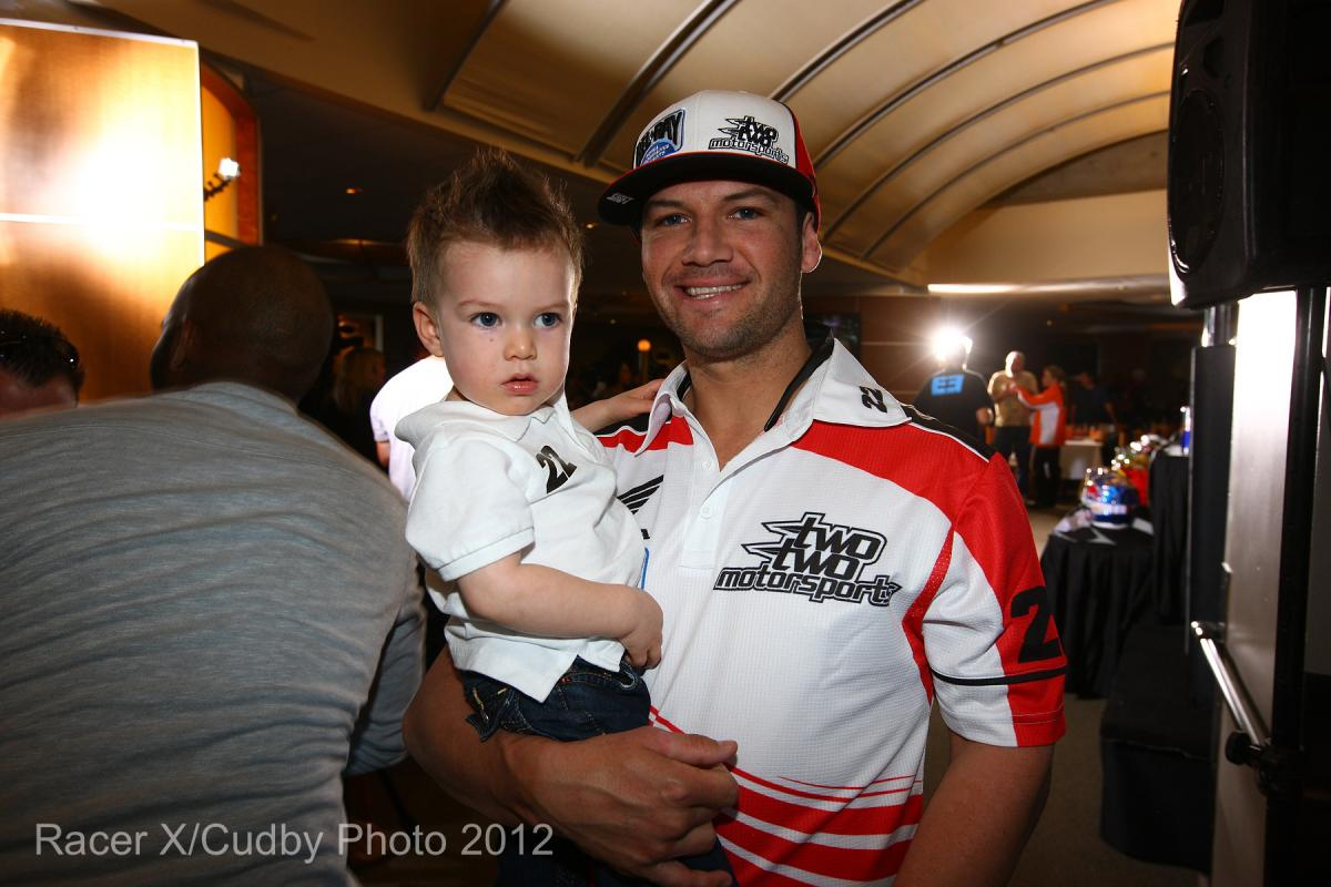 Chad Reed and Tate