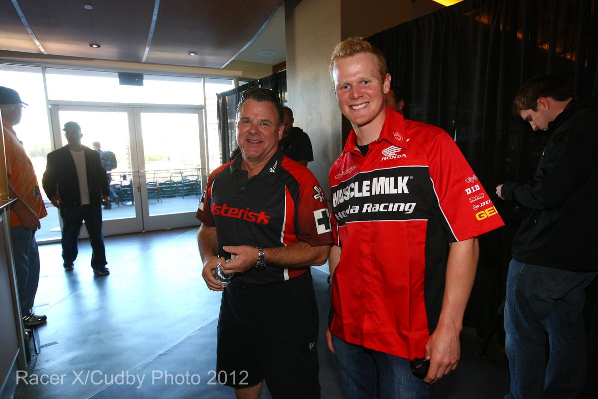 Doc Bodnar and Trey Canard