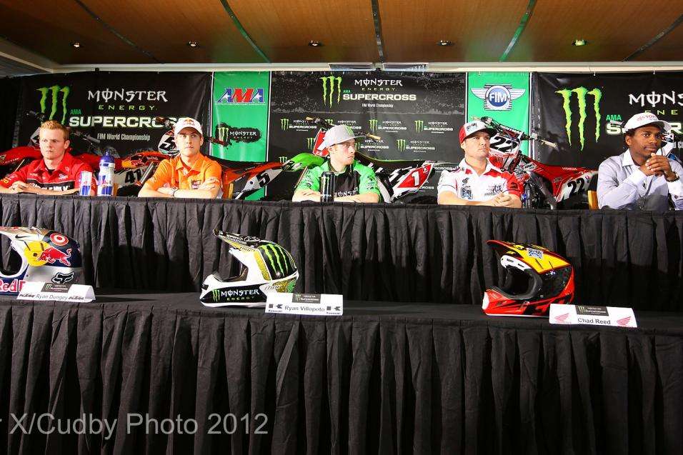 Anaheim Press  Conference Gallery