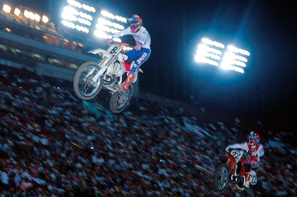 This Week in Yamaha  History: Anaheim 1990