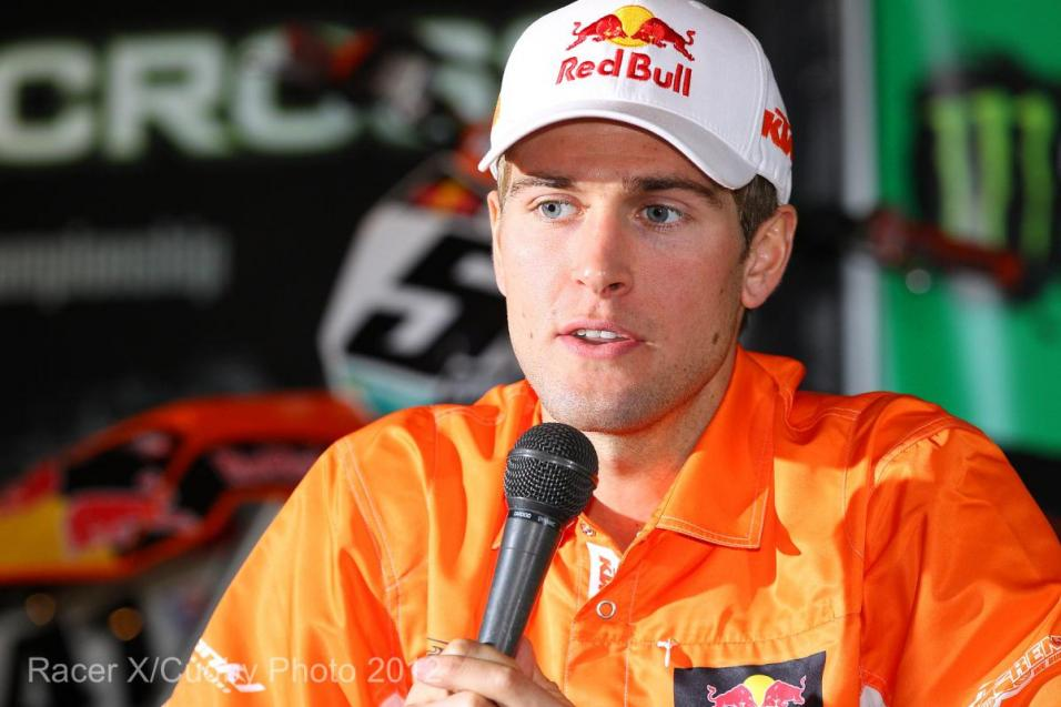 Ryan Dungey:  The Fastest Time
