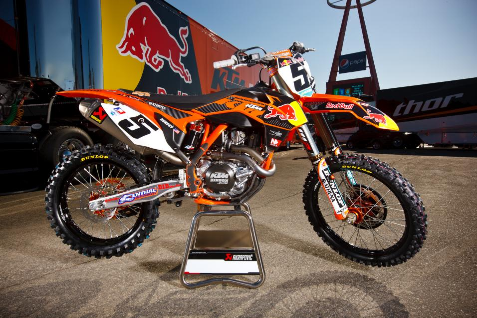 Anaheim SX Bike  Wallpapers