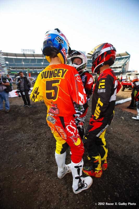 Dungey and Reed