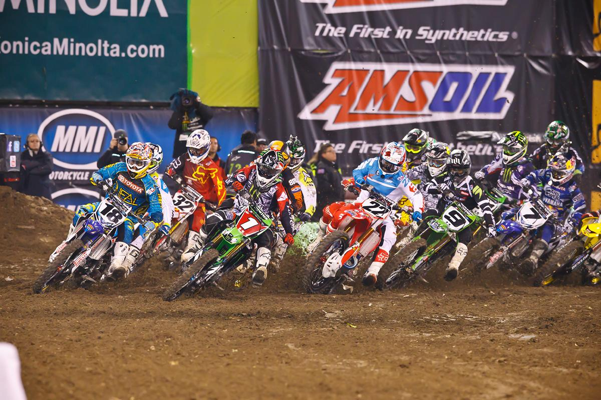 Supercross Class Main Event