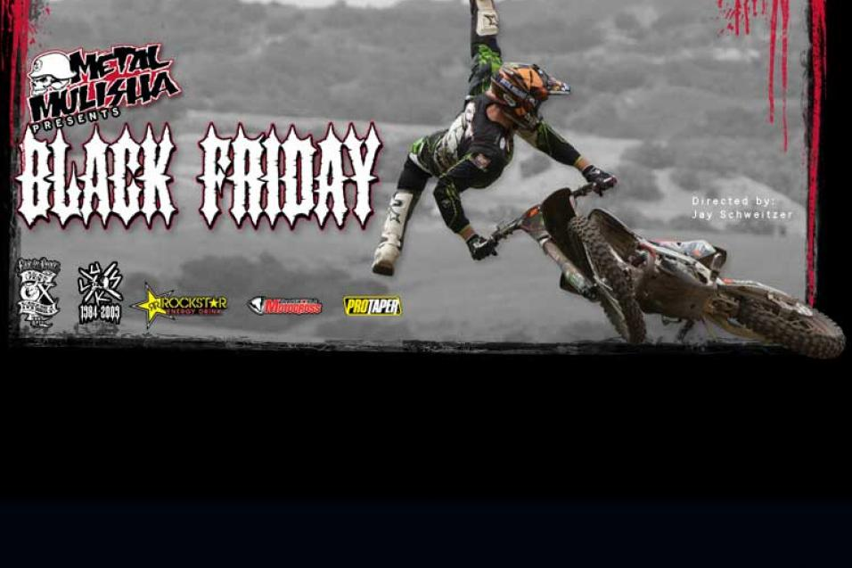 Metal Mulisha Black Friday