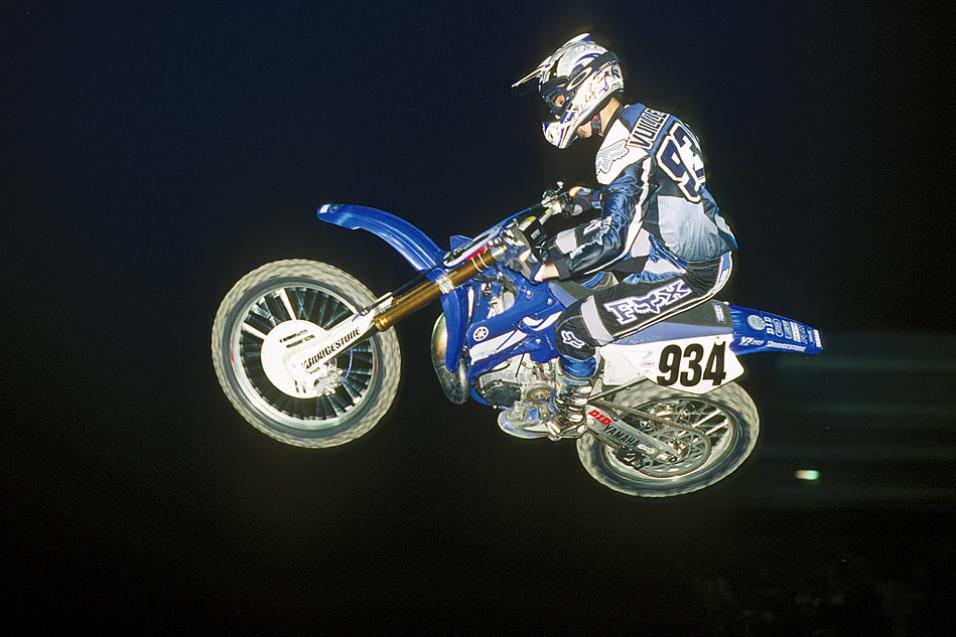 This Week in Yamaha<br /> History: DV in PHX
