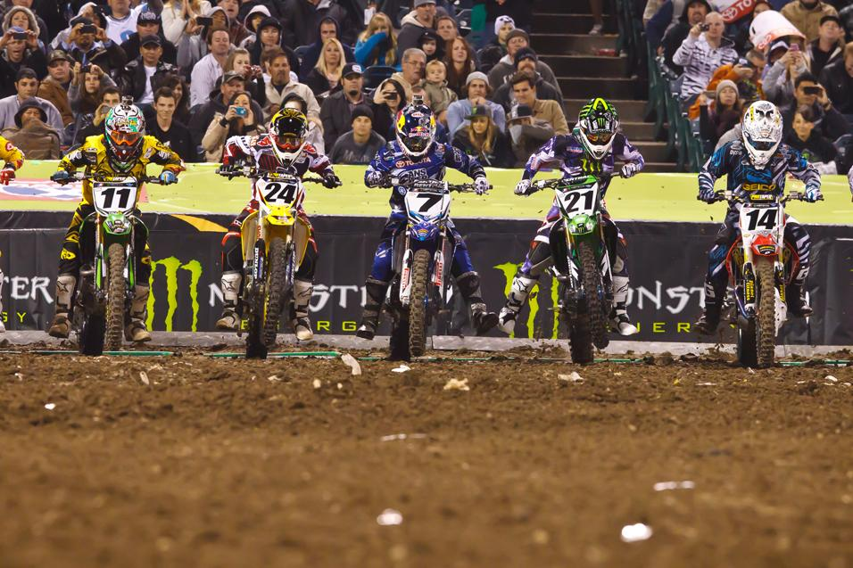 Hot Off The  Gate: Anaheim 1