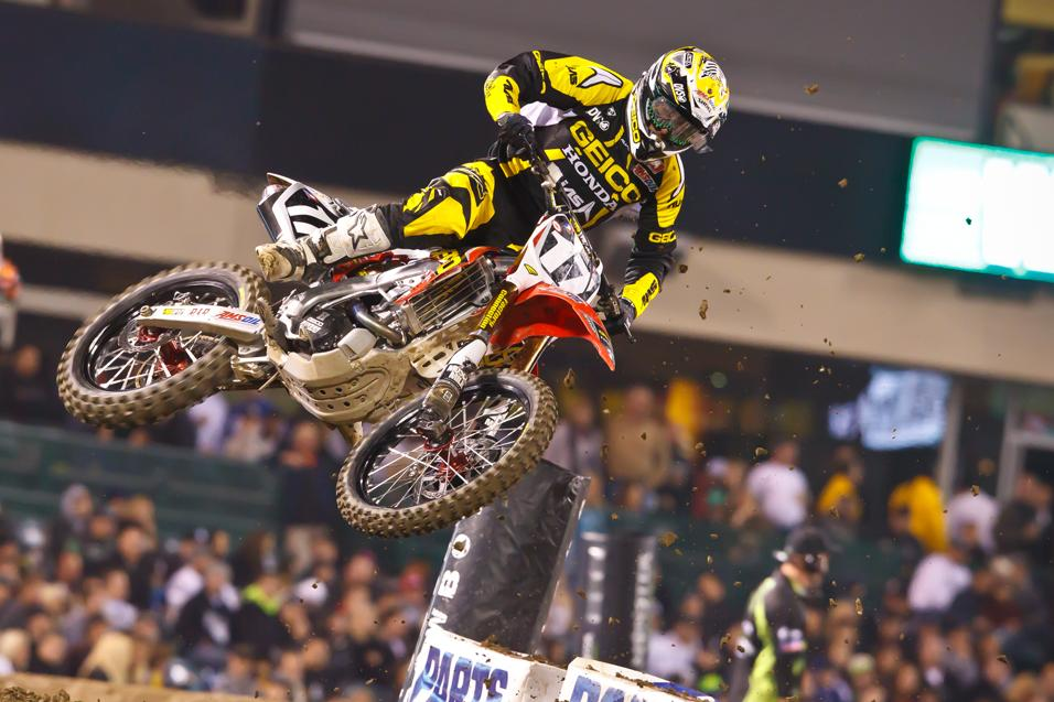 Going for the W: Eli Tomac