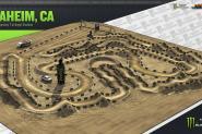 Anaheim 1 Track Wallpaper