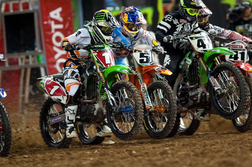 <strong>Race Report:</strong> Phoenix SX