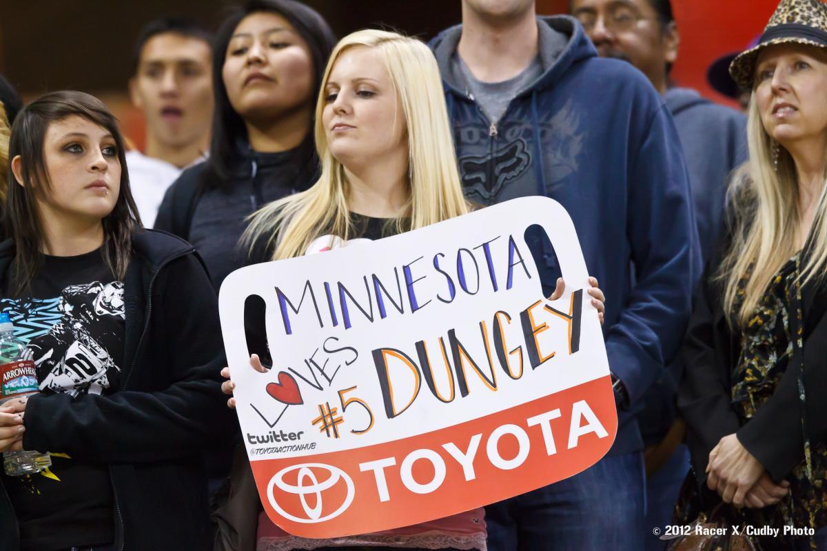 Dungey fan