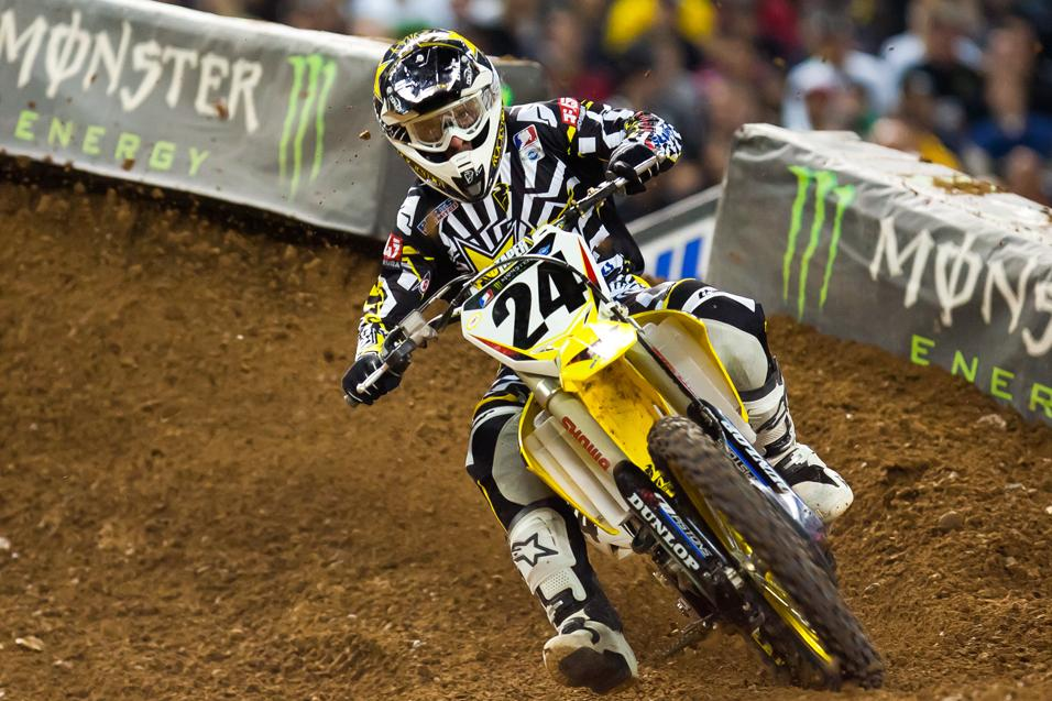 Racer X Notebook: Phoenix