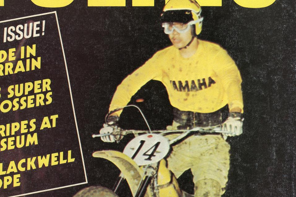 This Week in Yamaha History: The First Supercross